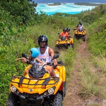 Get a discounted rate by chosing a Combo Tour with Aqua Safari Bora Bora